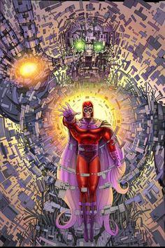 #Magneto #Fan #Art. (Magneto Sentinel) By:Nszerdy. ÅWESOMENESS!!!™ ÅÅÅ+