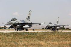 F-16A, 84-707, Pakistan Air Force