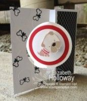 3D Fire Hydrant - Card 1 by eholloway - Cards and Paper Crafts at Splitcoaststampers