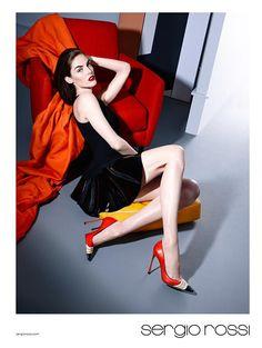 セルジオ ロッシが春夏広告ビジュアルを公開 - パワーみなぎる鮮烈なカラー使い