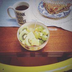 {i drink good coffee }