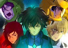Tags: Anime, Mobile Suit Gundam 00, Tieria Erde, Gundam Meisters