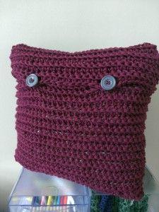 Easy Crochet Pillow Pattern
