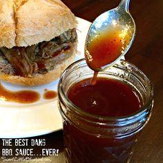 Sweet Little Bluebird: The Best Dang Barbecue Sauce Ever - Dead Guy Sauc...