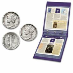 The Complete Winged Liberty Head Dimes Coin Collection -                     View Sale Price   Smart shoppers realize the unparalleled value in handcrafted collectibles and fine jewelry designs. Meticulous artistry, limited editions and exclusive offers are the hallmark of The Bradford Exchange Online.Strong demand is expected for this brand-new...