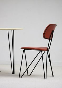 Cees Braakman SM 01 for UMS Pastoe, 1954