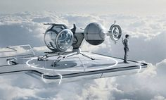 Your favorite space ship designs? - Page 3 - NeoGAF