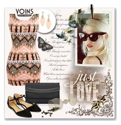 """""""Yoins 1"""" by tanja133 ❤ liked on Polyvore featuring Accessorize, yoins, yoinscollection and loveyoins"""