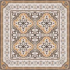 Textures Texture seamless   Traditional encaustic cement ornate tile texture seamless 13591   Textures - ARCHITECTURE - TILES INTERIOR - Cement - Encaustic - Encaustic   Sketchuptexture