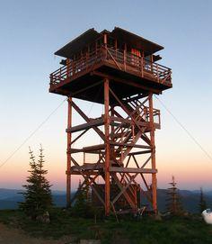 Baldy Mountain lookout