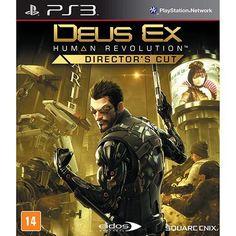 Game Deus Ex: Human Revolution Director's Cut - PS3 http://compre.vc/v2/56080665 #PreçoBaixoAgora #MagazineJC79 #BlackFriday