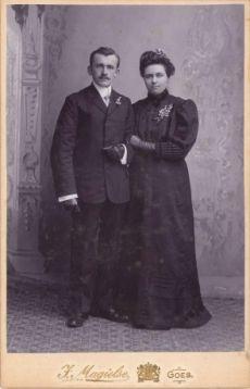 218. Bastiaan Verheij Pols Geb 3 mei 1885 overl 16 jan 1948 Adrian Maria Eckhardt Geb 15 dec 1883 overl 16 jan 1948