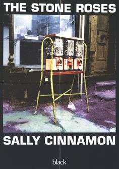The Stone Roses - Sally Cinnamon Poster