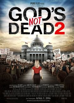 """David A.R. White, the actor and producer behind the upcoming """"God's Not Dead 2"""" film, has responded to accusations that the movie is full of """"fake Christian persecution,"""" by asking atheists why they are """"so offended"""" by it if they feel it's not real."""