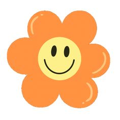 Smile Gif, Hello Kitty, Ios, Daisy, Android, Stickers, Flowers, Margarita Flower, Daisies