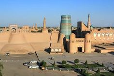 khiva - Google Search Silk Road, Opera House, Taj Mahal, To Go, Google Search, City, Building, Places, Travel