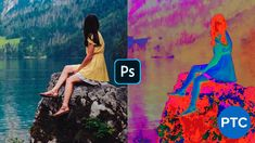 Enhance Colors with This Insanely USEFUL Filter - Photoshop HSB/HSL MASK...