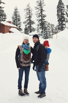 cute family photo | Kristina Meltzer