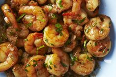 We've taken a KRAFT KITCHENS favourite shrimp recipe and turned it into a quick entrée for two.  Same great flavours, same easy prep - our Lemon-Cilantro Shrimp for Two is a must-try!