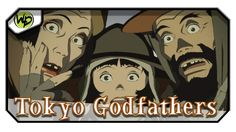 Tokyo Godfathers - Review, Análise ou Crítica do Anime