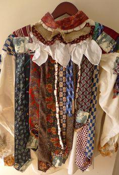 Textiles coursework help please :)?