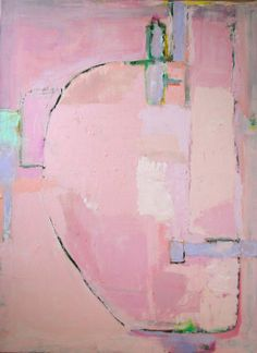 PAINTING ABSTRACT PAINTING acrylic painting original art large abstract art pink…