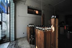 Aesop Aoyama by Schemata Architects