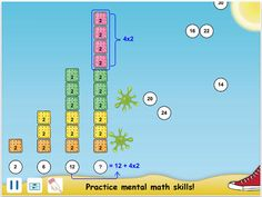 Crackers and Goo - A Fun Math Practice App
