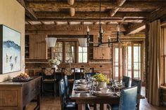 Rustic Decor Is Showcased in a New Book Photos | Architectural Digest