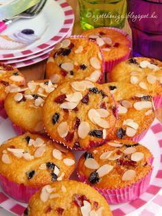 Az otthon ízei: Joghurtos aszalt gyümölcsös muffin