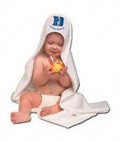 Duke Blue Devils Hooded Baby Towel