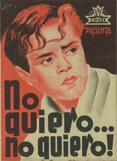 No quiero... no quiero (1939) de Francisco Elías - tt0031727