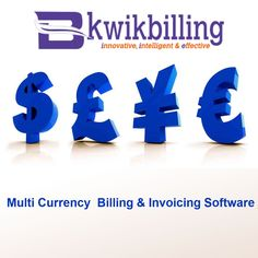 #KwikBilling - Multi Currency Billing & Invoicing Software - Coming Soon