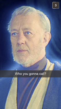 These Snapchats are strong with the Force.