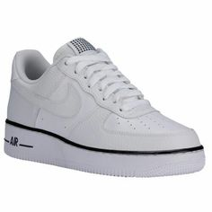 Nike Air Force 1 - Low - Men's $89.99 Selected Style: White/Black/White Width D: Medium Product #: 88298160
