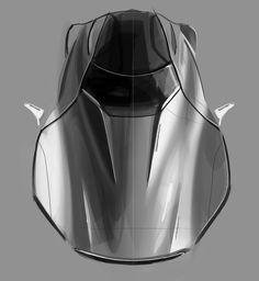 Maserati sketch
