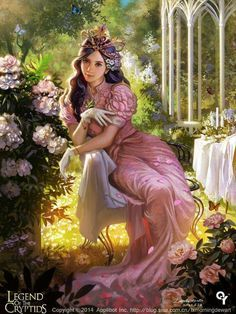 digital art fantasy girl - Cerca con Google