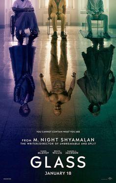 See the first look at <em>Glass</em>, M. Night Shyamalan's <em>Unbreakable</em>and <em>Split</em>sequel