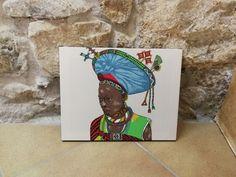 Cuadros fabricados con nuestras telas africanas. Más modelos en web!! Cover, Art, Models, African Fabric, African, Fabrics, Kunst, Blankets, Art Education