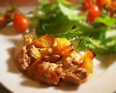 Orange Chicken (paleo/primal)