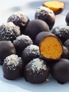 Pumpkin Truffles, Eat Pray Love, Xmas, Cookies, Fruit, Cake, Food, Candy, Crack Crackers