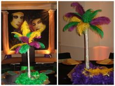 Masquerade Ball Décor by www.idealpartydecorators.com