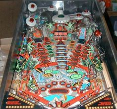 Check out these Attack From Mars Pinball Machines for sale. You will also find parts and accessories for current owners. Pinball Wizard, Flipper, Game Google, Poker Table, Game Room, Mars, Arcade, Retro, Google Search