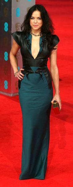 Michelle Rodriguez Bafta 2014