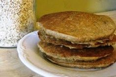 Milk Allergy Mom: Dairy-Free Oat Pancakes