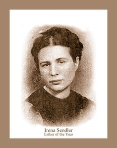 REMEMBER THIS LADY!!!    Irena Sendler    Look at this lady - Let us never forget!  She and her 'fellow employees' smuggled babies in their tool boxes, older children in sacks and boxes on their trucks. They often sedated the children so they would be quiet but she is said to have used a dog on one of her trucks who would bark menacingly whan soldiers would approach to inspect it. The soldiers had no desire to get close to the dog and left the interior of the truck unsearched.