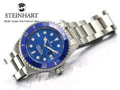An excellent watch for the money. In my opinion, much better than an obscenely overpriced Rolex Submariner! http://www.gnomonwatches.com/watches/steinhart-watches/ocean-1-premium-blue