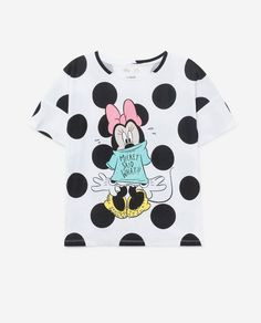 Check out our T-shirts and tops - COLLECTION - GIRLS - Kids collection in Lefties. Visit and discover 47 T-shirts and tops products and much more. Fashion Kids, Toddler Boy Fashion, Toddler Girl Outfits, Baby Girl Fashion, Stylish Toddler Girl, Cute Blouses, Cute Outfits For Kids, Disney Outfits, Baby Disney