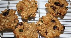 Deceptively Delicious Oatmeal Raisin Cookies