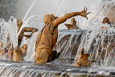 One of the most beautiful sites in France. The Chateau de Versailles is full of art and culture. www.cadran-hotel-gourmand.com